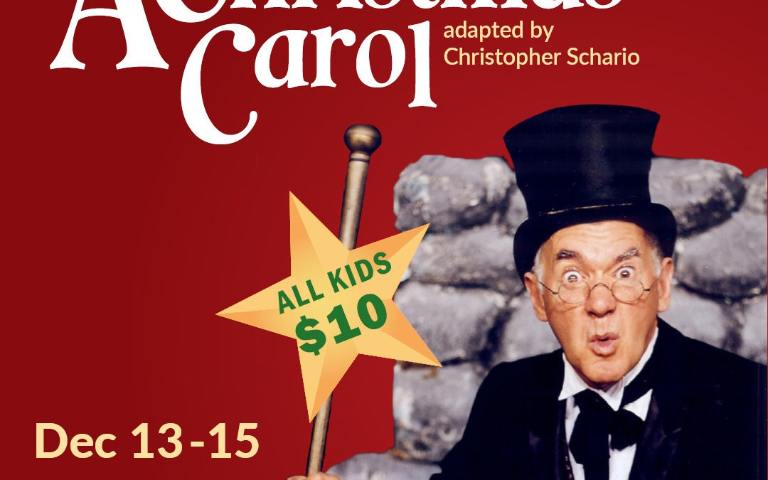 A Christmas Carol at The Public Theatre