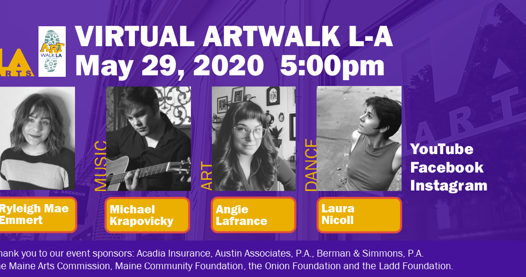Art Walk LA goes virtual!