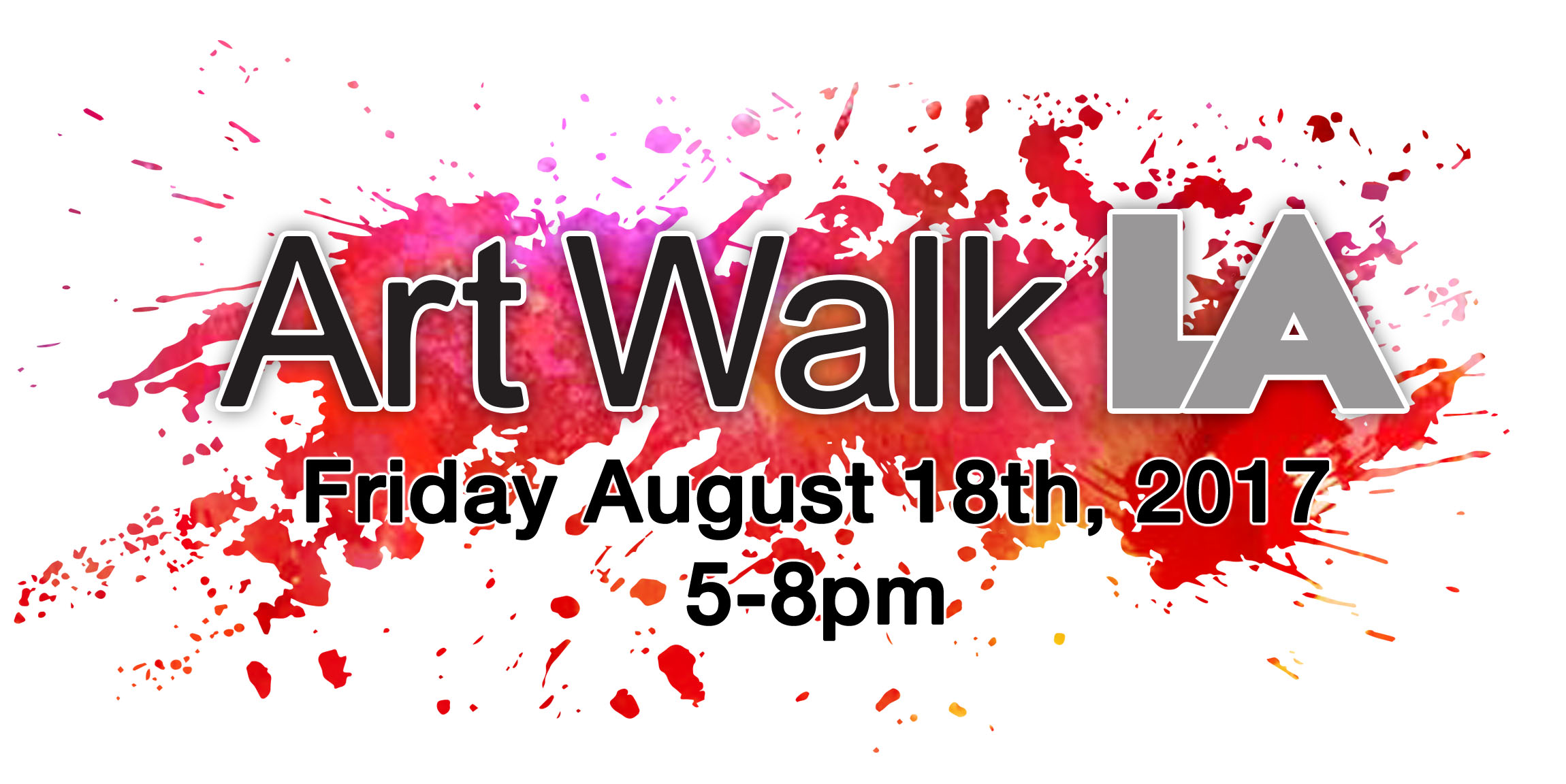 Art Walk LA Friday, August 18 celebrates student artistic achievements