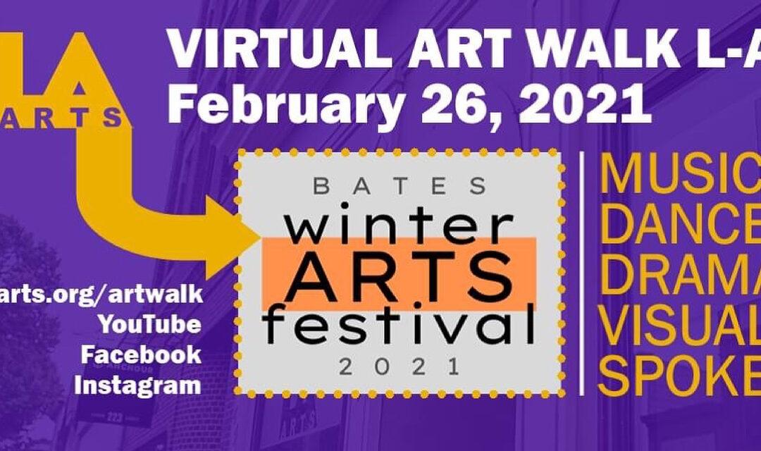 Art Walk LA Welcomes Bates Winter Arts Festival