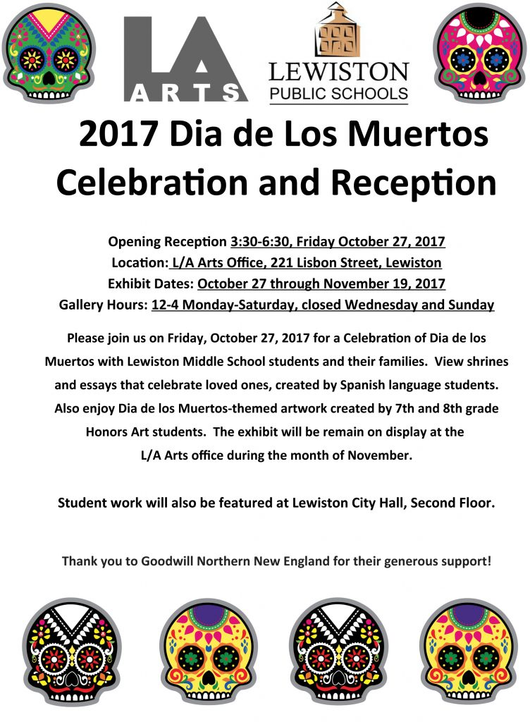 The Dia De Los Muertos Project  La Arts The Dia Project Is An Outstanding Example Of Highly Expressive And Creative  Interdisciplinary Art Work Produced By Students Who Dont Necessarily  Identify  English Essay Com also High School Essay  Ap Chemistry Help Online