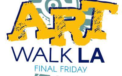 Register for Art Walk LA 2020